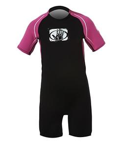 Body Glove Kids' Unisex Pro 2 S/S Springsuit