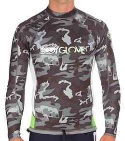 Body Glove Men's Super Rover Reversible 1MM L/S Jacket