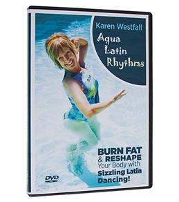 Water Works Aqua Latin Rhythms DVD