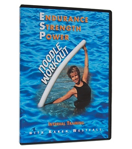 Water Works E.S.P Noodle Workout DVD