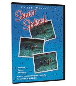 Water Works Senior Splash DVD