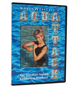 Water Works Aqua Attack DVD