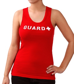 Sporti Guard Women's Ribbed Tank