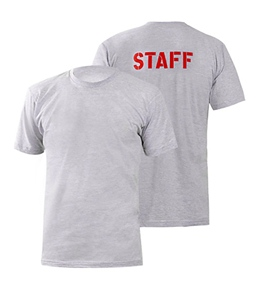 Sporti Guard Men's S/S Staff Tee
