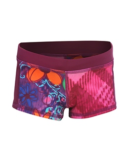 Girls4Sport Toddler Mary Jane Short Bottom