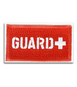 Sporti Embroidered GUARD+ Patch