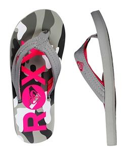 Roxy Girls' Tide Flip Flops