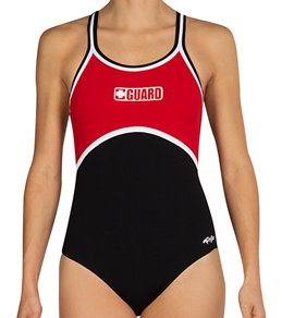 Dolfin Female Color Block Guard 1pc