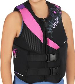 O'Neill Women's Siren LS USCG Vest