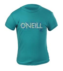 O'Neill Youth Girls' Skins S/S Rash Tee