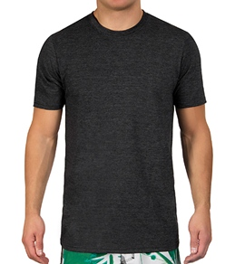 Hurley Guys' Staple Premium S/S T-Shirt