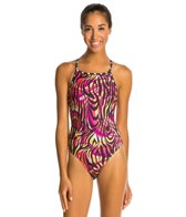 Illusions Safari Jazz Thin Strap Swimsuit