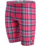 illusions-plaid-love-and-happiness-jammer-swimsuit