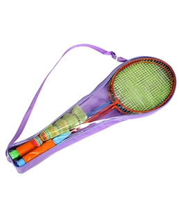 Poolmaster Deluxe Badminton Set