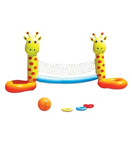 Poolmaster Giraffe Volleyball Game