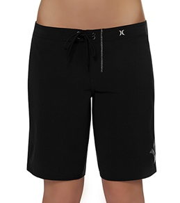 "Hurley Girls' Phantom 9"" Technical Boardshorts"