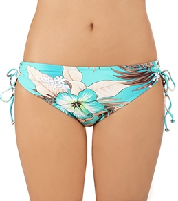 Beach House Acapulco Floral Side Tie Bottom
