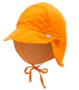 iPlay Solid Flap Sun Protection Hat (6mos-4yrs)