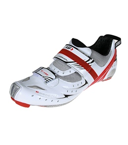Louis Garneau Men's Carbon Tri HRS Triathlon Cycling Shoe