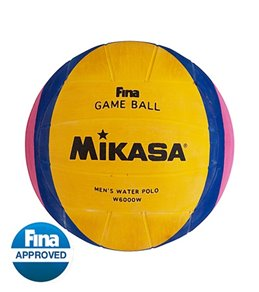 Mikasa Men's Official FINA Water Polo Game Ball