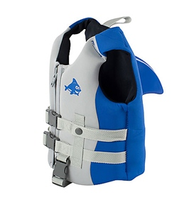 Opa Cove Sea Squirts Blue Dolphin USCGA  Life Jacket