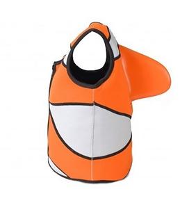 Opa Cove Sea Squirts Clown Fish Swim Assist Vest