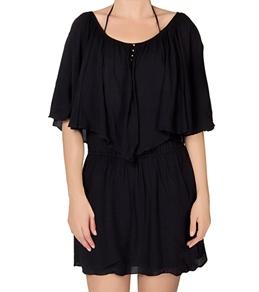 VIX Solid Ana Short Dress