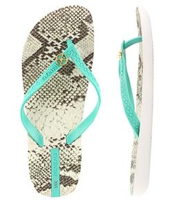 VIX Ipanema Pisa Jade Flip Flops