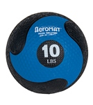 AeroMat Deluxe Medicine Ball 10lbs