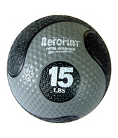 AeroMat Deluxe Medicine Ball 15lbs
