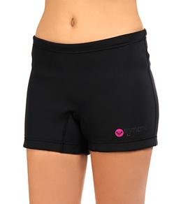 Roxy Syncro 1MM Reef Mid Leg Short