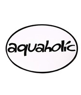 Bay Six Aquaholic Decal