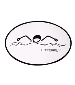 Bay Six Butterfly Decal