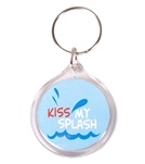 Bay Six Kiss My Splash Key Ring