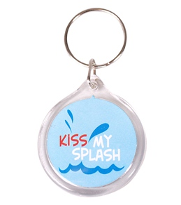 Bay Six Kiss My Splash Key Ring