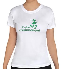 Bay Six O'Runner Girl Tech Shirt
