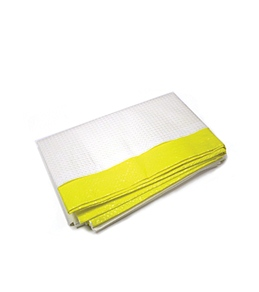 KEMP Yellow Emergency Blanket