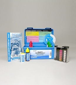 Taylor Technologies Complete (FAS-DPD Bromine) Test Kit