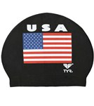 TYR-USA-Latex-Swim-Cap