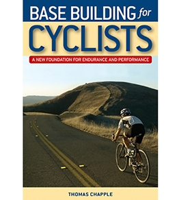 Base Building for Cyclists Book by Thomas Chapple