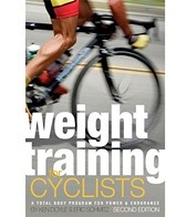 Weight Training for Cyclists, 2nd Ed. Book by Ken Doyle & Eric Schmitz