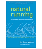 Natural Running Book by Danny Abshire with Brian Metzler
