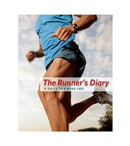 The Runner's Diary: A Daily Training Log by Matt Fitzgerald