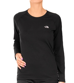 The North Face Women's L/S Reaxion Tee