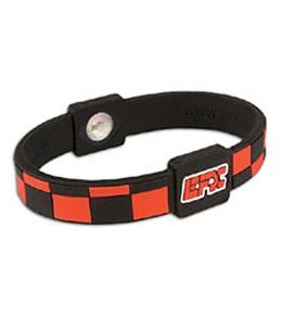 EFX Checkered Silicone Sport Wristband