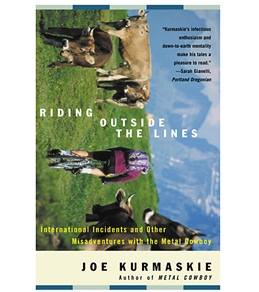 Random House Riding Outside The Lines Book