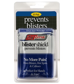 2Toms BlisterShield Single-Use 10 Pack