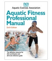 Aquatic Fitness Professional Manual  Book