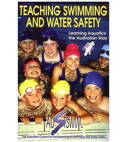 Teaching Swimming and Water Safety Book