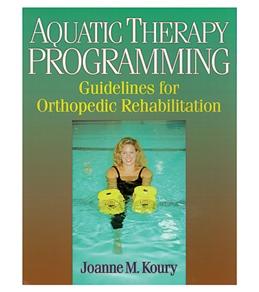 Aquatic Therapy Programming Book